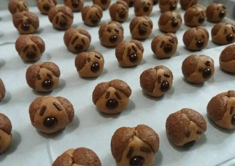 Resep Milo Cookies (Doggie Cookies) Karya Amy