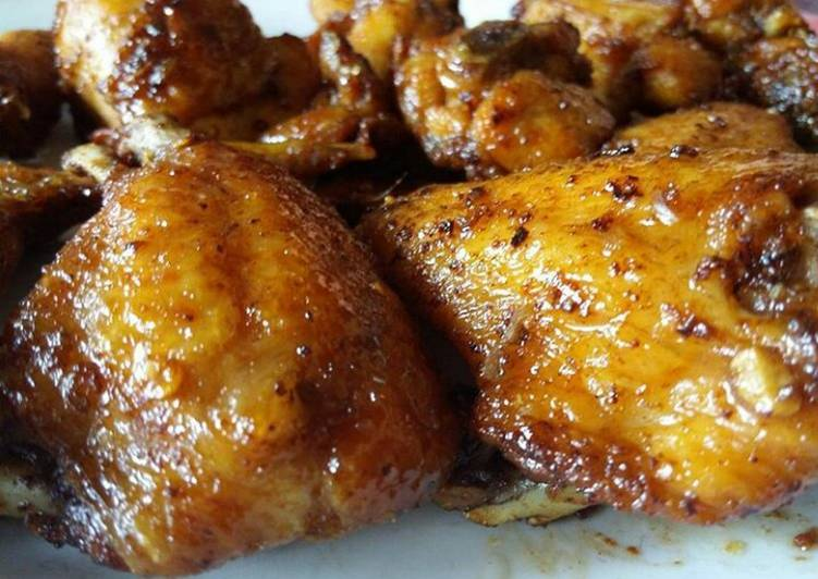 Resep Ayam Goreng Madu Oleh aisy.humairah