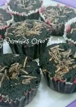 Brownies Oreo 2 bahan SAJA #Pr_AdaKejunya