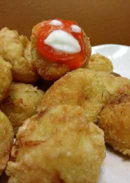 Spicy Kroket (Takoyaki KW) 😆😆
