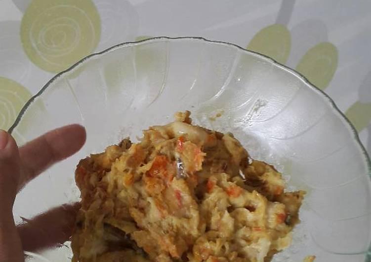 resep masakan Tempoyak Sambal Durian