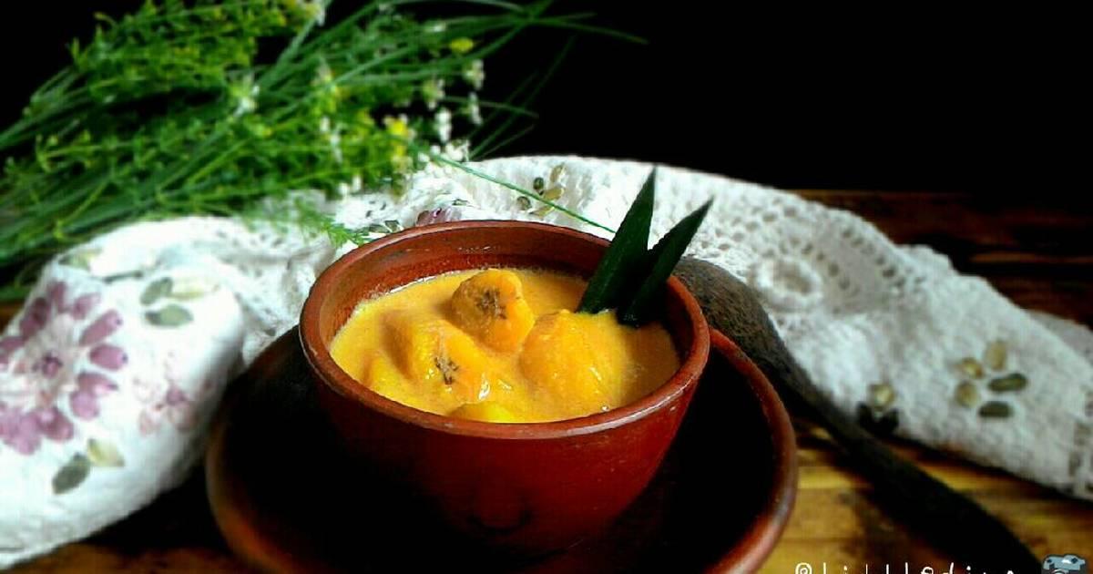 Resep Kolak pisang & ubi