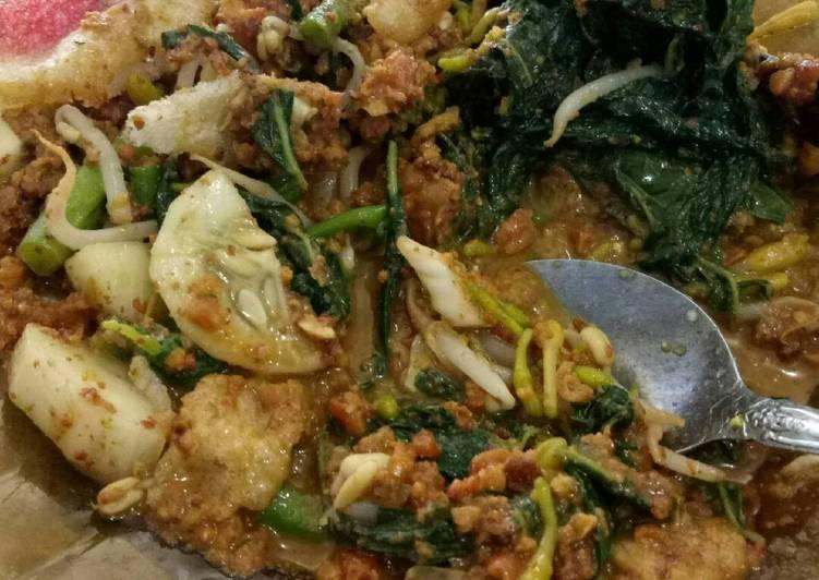 Resep Pecal Pesta Porsi 2000 Tamu