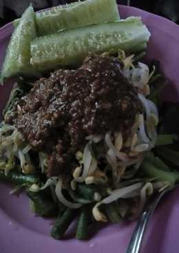 Bumbu Pecel blender(resep nenek asal malang)