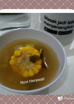 Sayur Asam Jagung #Rabubaru