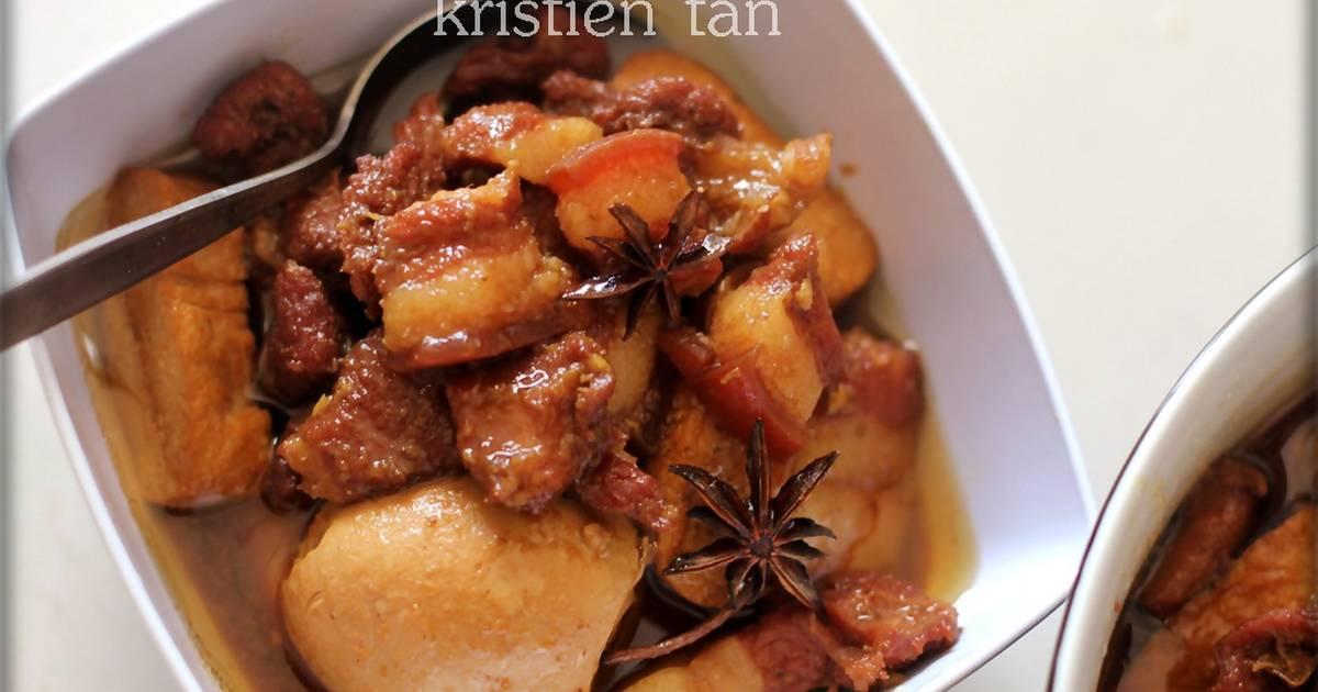 Resep Babi Kecap Mudah Simpel Enak Chinese Food Oleh Tintin Rayner Cookpad