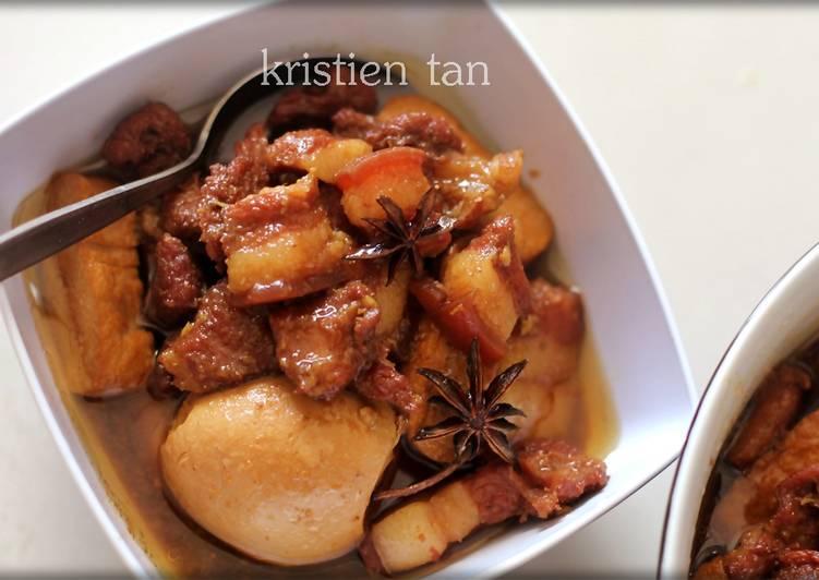 Babi Kecap Mudah Simpel Enak Chinese Food