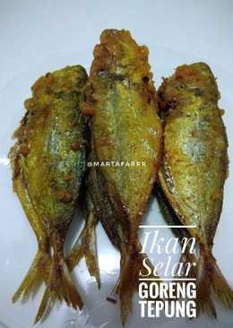 Ikan selar goreng tepung