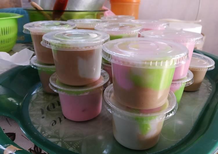 Resep Ice Cream Tanpa Mixer Oleh Burien Cookpad