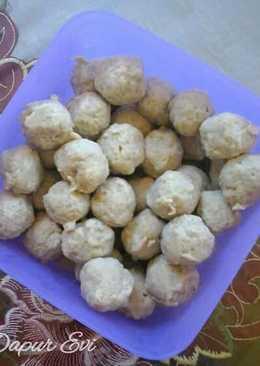 Pentol (bakso sapi) homemade
