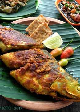 Bandeng Panggang Bumbu Kari (#pr_asianfood)