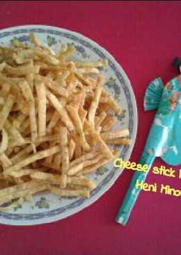Cheese stick kentang #BikinRamadhanBerkesan