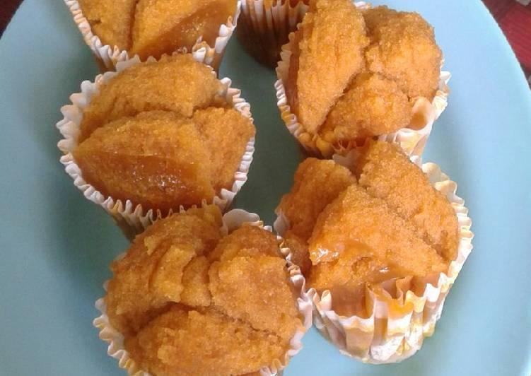 Resep Cake Kukus Gula Palem: Resep Bolu Kukus Gula Merah #beranibaking Oleh Ratih