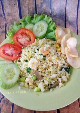 #14 Nasi Goreng Seafood Singapore