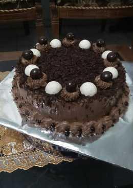 Steam Cake coklat moist