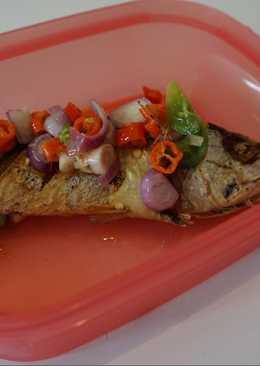 Ikan sambal dabu dabu