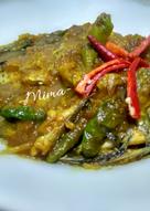 6. Ikan Nila Bumbu Kuning (resep Mamak)
