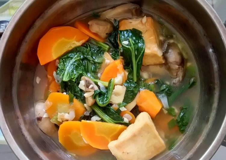 Resep Sapo Tahu Seafood Oleh Ai Ling