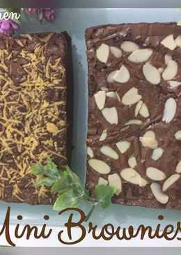 Mini Browniessimple