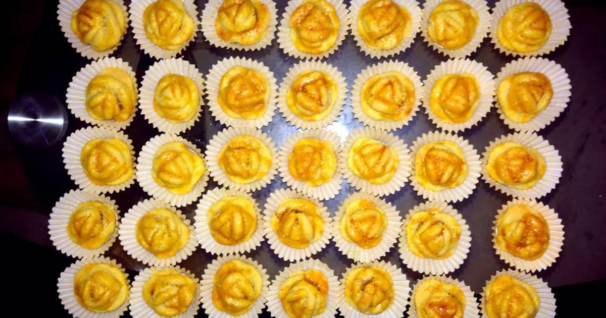 Resep Nastar ( Pineapple Tart Cookies ) The Best Melt In Mouth Recipe