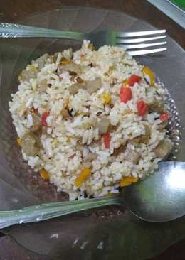 Nasi Goreng Jalapeno Saus Tiram