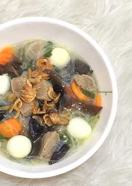 Sayur Sop Kimlo