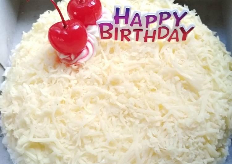 Cheesecake Topping Cheddar Cheese #BikinRamadhanBerkesan