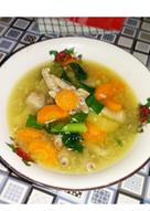 Sup kaldu ayam... simple banget😊