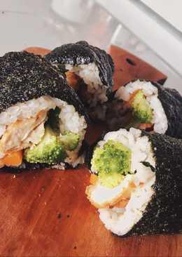Sushi gulung ala Tika