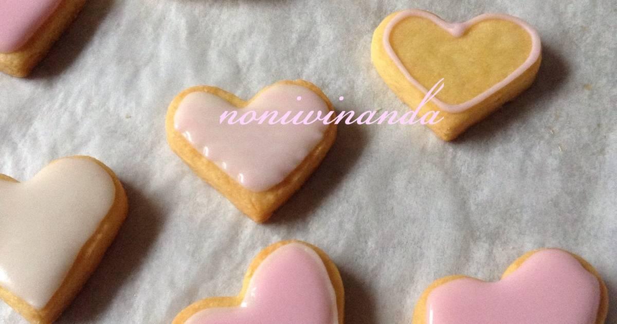 Resep Icing Sugar Cookies