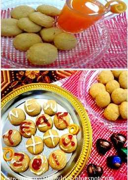 Cookies Kacang