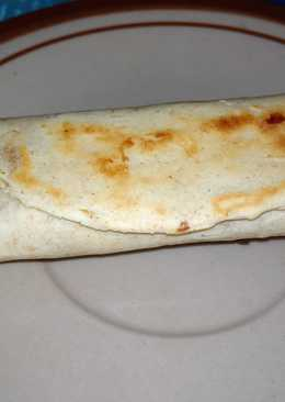 Kebab pisang coklat home made