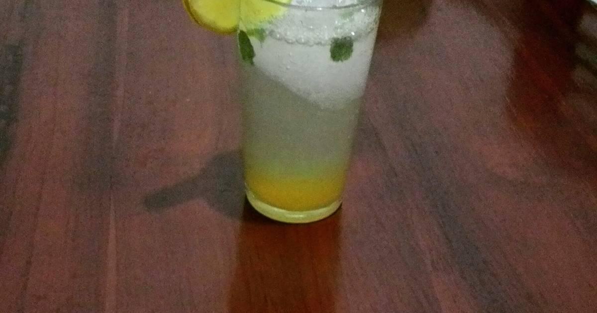 Resep Lemon squash ala masya
