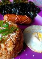 Kimchi Bokkeumbap (Kimchi Fried Rice)