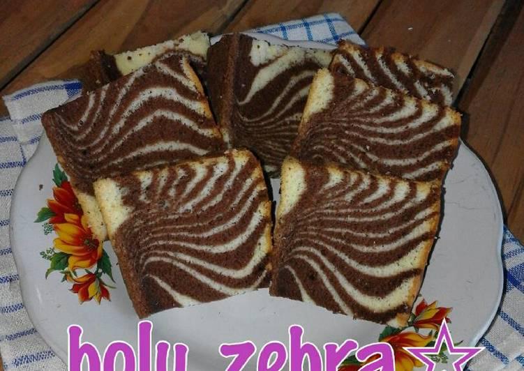 Bolu Zebra Panggang F F