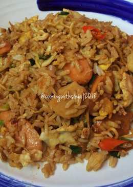 49 Resep Nasi Goreng Magelangan Enak Dan Sederhana Cookpad