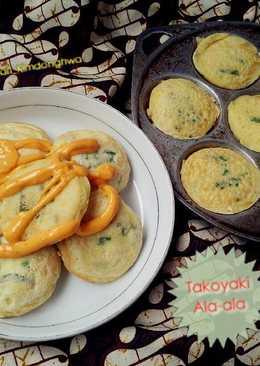 Takoyaki Ala-ala #Bandung_RecookSenyRoss