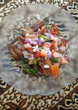 Ikan asin sambal dabu2