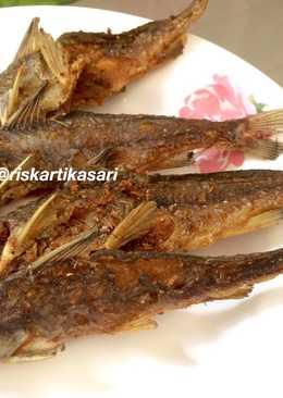 Ikan Keting Goreng