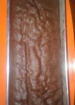 Brownies coklat kukus sederhana