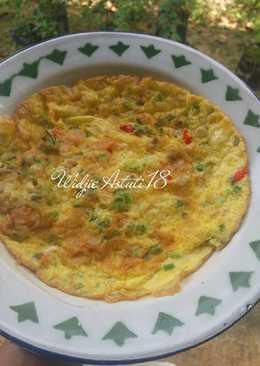 Telur Dadar Margarin