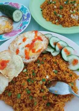 Nasi Goreng Kunyit