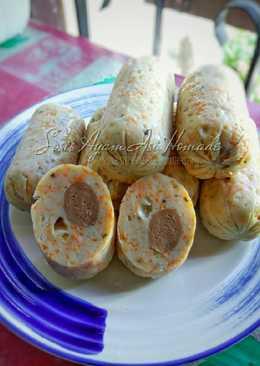 Sosis Ayam Isi Homemade