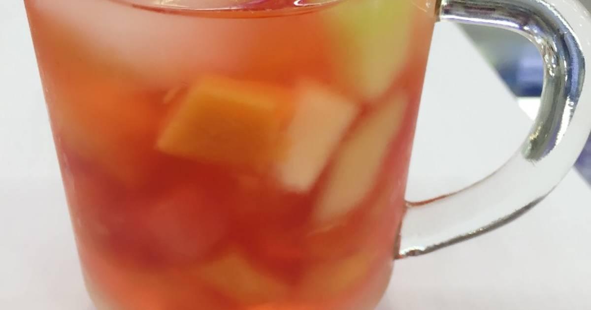56 resep es buah semangka rumahan yang enak dan sederhana