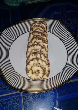 Hurricane chocolate roll cake#bikinramadanberkesan 2