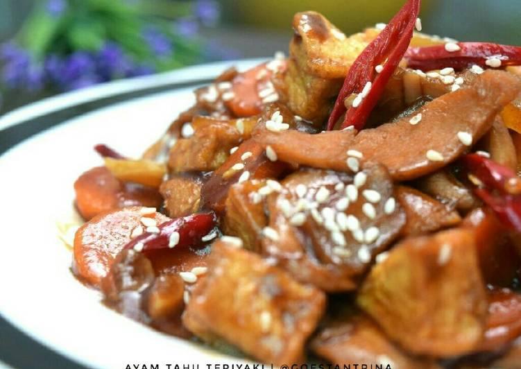 26 Resep Ayam Geprek Teriyaki Kuliner Yang Mantap