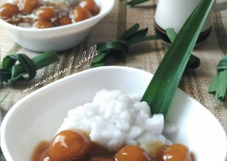 Bubur sumsum canil