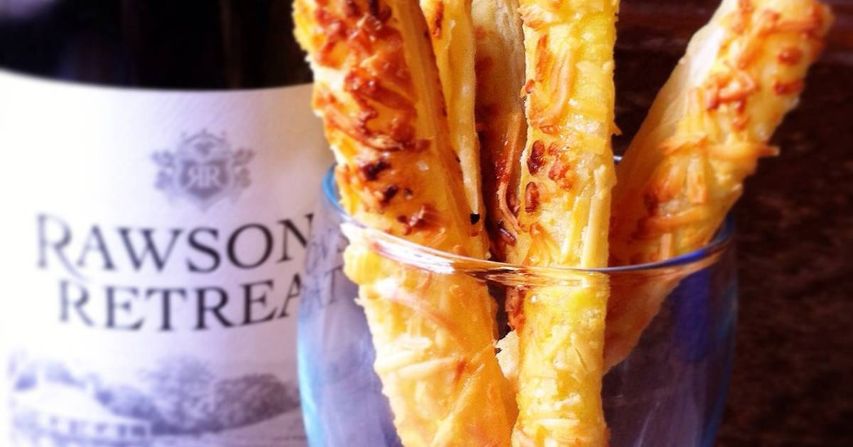 Resep Puff Pastry Cheese Stick