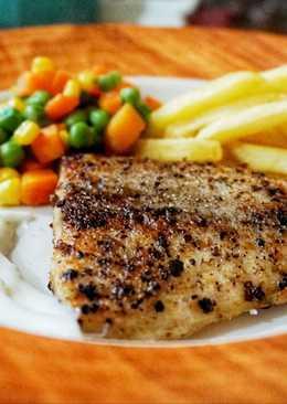 Grilled Steak Dory