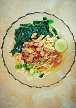 Mie Ayam Homemade